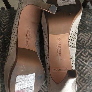 Paul Green Shoes - Paul Green Munchen Ladies Shoes - Size 7.5
